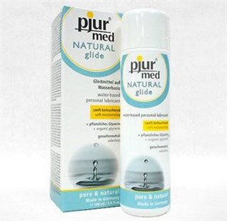 MED NATURAL glide 100ml[pjurmedn]