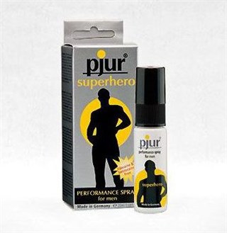 Superhero Performance spray 20ml[pjursp]
